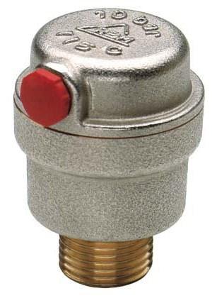 """R.B.M. S.p.A. automatický odvzdušňovací ventil 1/2"""" 7910400"""