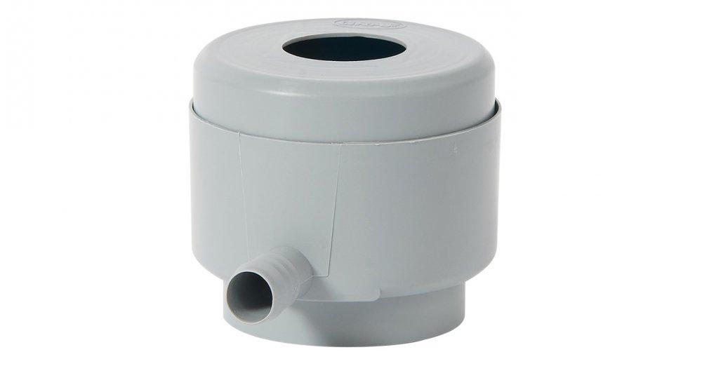 GRAF sběrač dešťové vody s filtrem - šedý 503011