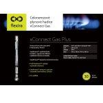Flexira Gas Plus plynová hadice G1/2-G1/2 100 cm FLX.01-103-613-1000 ke sporákům