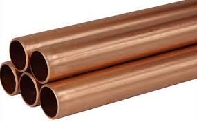 Buntmetall cu trubka Supersan 18 x 1 mm polotvrdá tyč 5 m 501157337