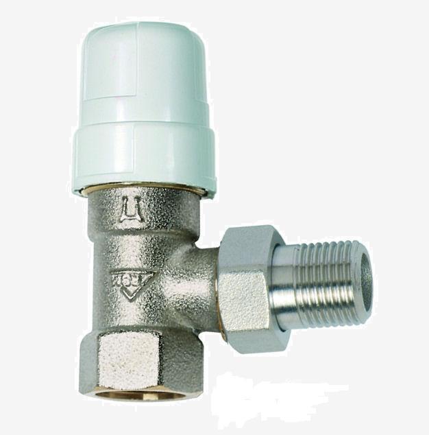 """R.B.M. S.p.A. termostatický ventil 1/2"""" x 1/2"""" 310490"""