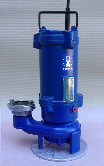 SIGMA 50 GFLU 95-70-LC kalové čerpadlo