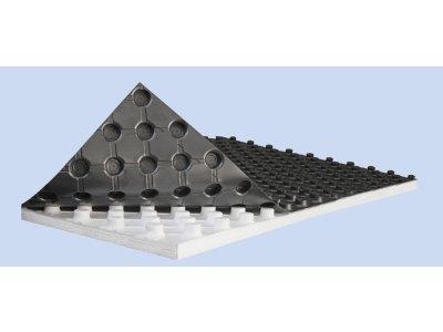 panfitinka.cz polystyrenová deska s výstupky 20 mm a fólií 0,6 mm H33