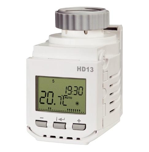 Elektrobock HD13 digitální termostatická hlavice 0163