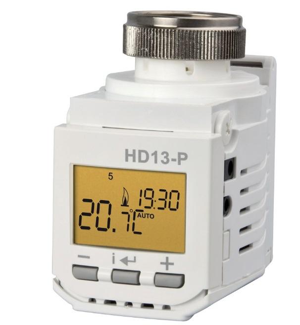 Elektrobock HD13-profi digitální termostatická hlavice 0175