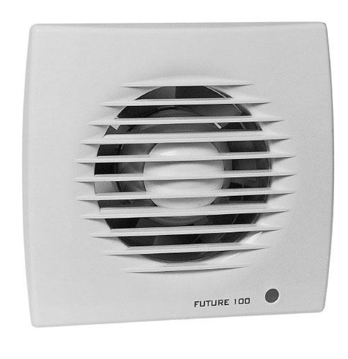 Soler&Palau Malý koupelnový ventilátor Future 100