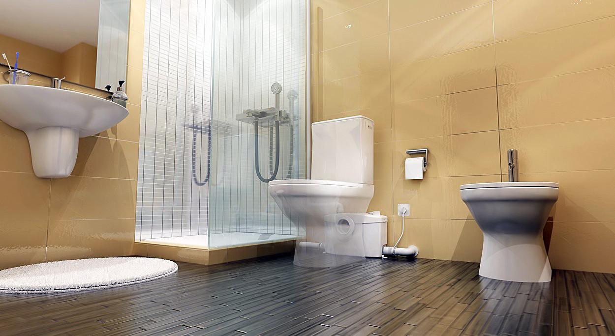 SANIBROY SANIPRO Silence sanitární kalové čerpadlo