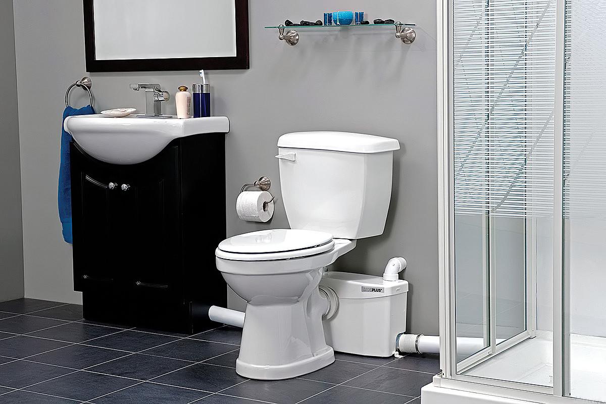 SANIBROY SANIPLUS Silence sanitární kalové čerpadlo