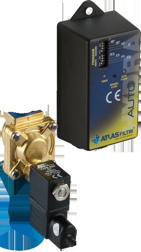 Atlas Filtri elektroventil s časovačem