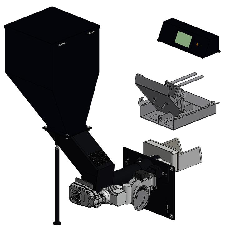 VIADRUS přestavbová sada ROBOT 5-7čl.