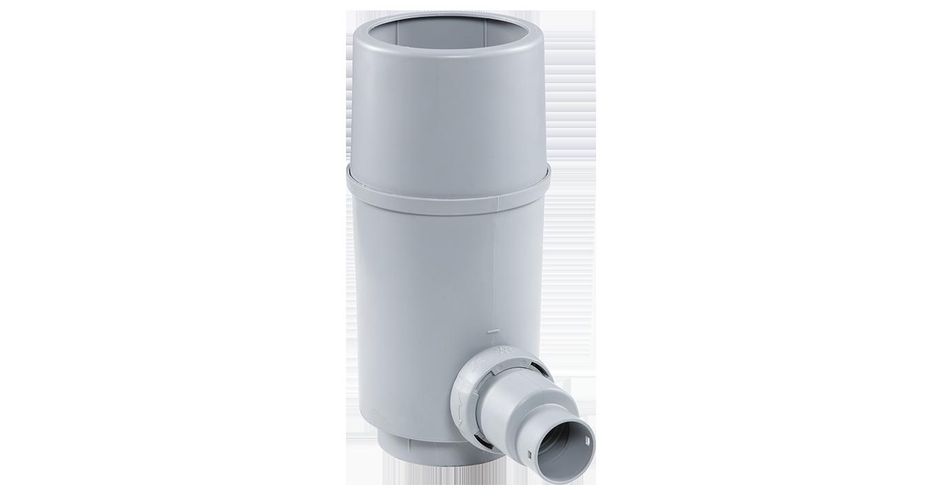 GRAF sběrač dešťové vody PRO s filtrem - šedý 344200