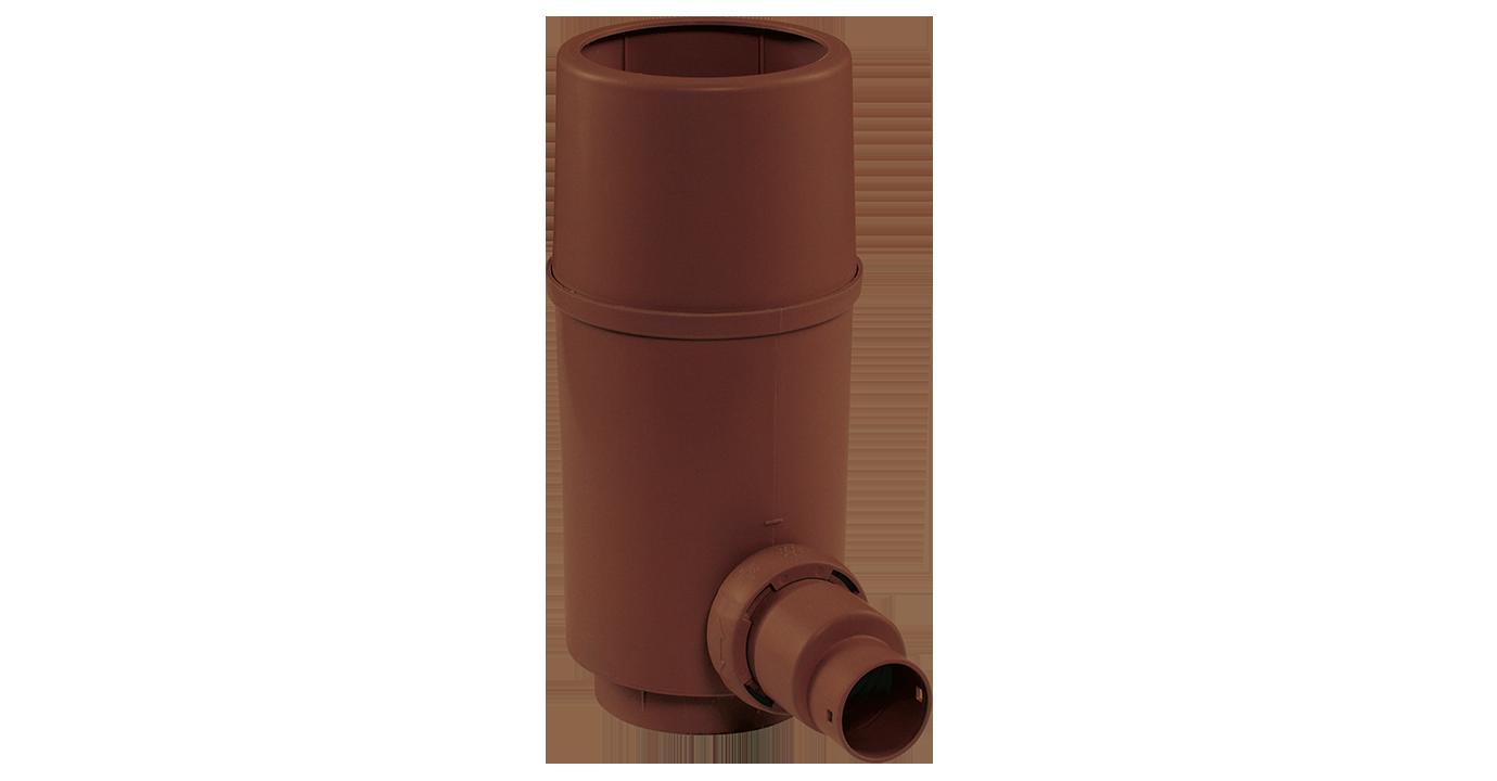 GRAF sběrač dešťové vody PRO s filtrem - hnědý 344201