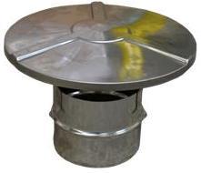 RICOM komínová hlavice DN130