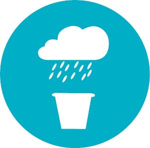 Nadzemní nádrže na dešťovou vodu