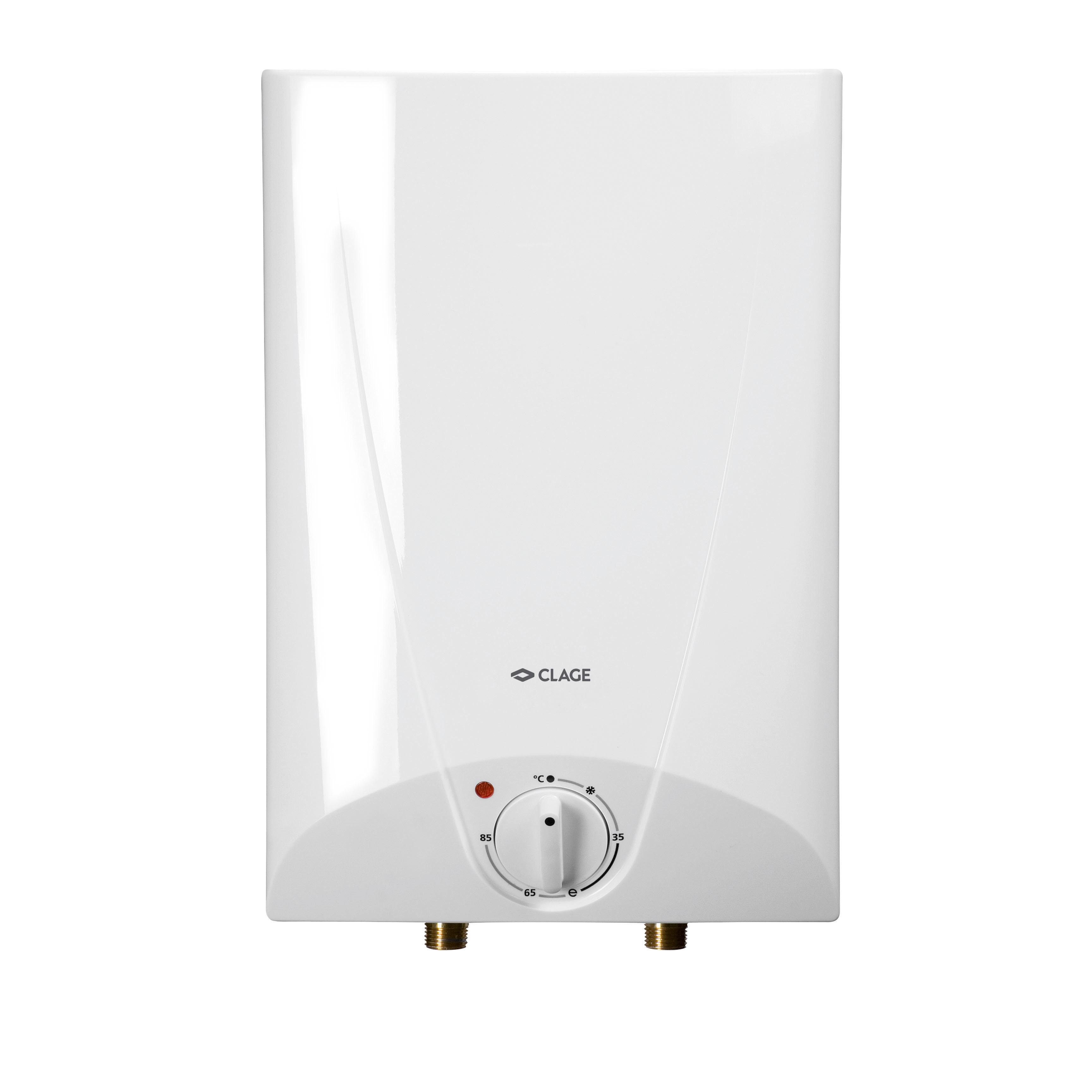 CLAGE S5-O elektrický ohřívač nad umyvadlo 2,0kW/230V 4100-41052
