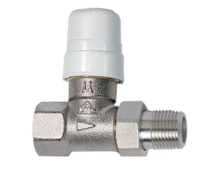 """R.B.M. S.p.A. termostatický ventil 1/2"""" s přednastavením 26410440"""