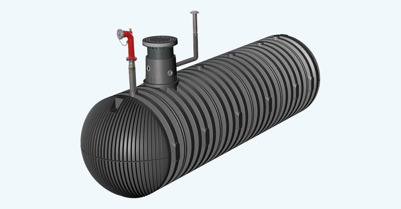 Graf CARAT XXL podzemní nádrž 16000l 380001
