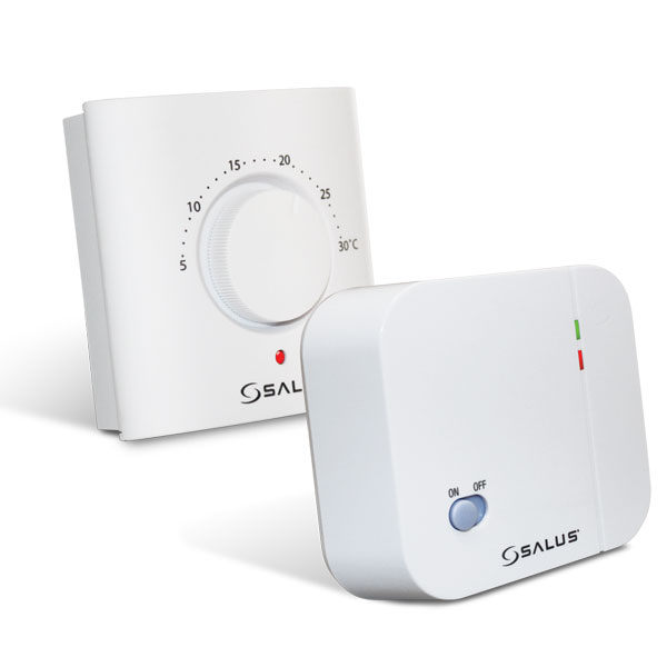 SALUS ERT20RF bezdrátový termostat