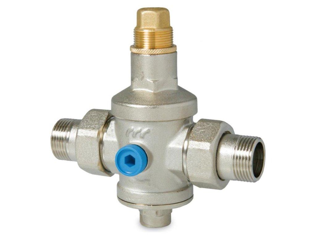 """FARG redukční ventil 505 šroubení 1/2"""" M/M 0,5-6 bar 7050512"""