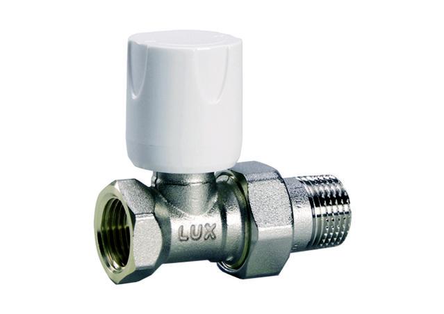 "Luxor RD101 radiátorový ventil 3/4"" 11222700"