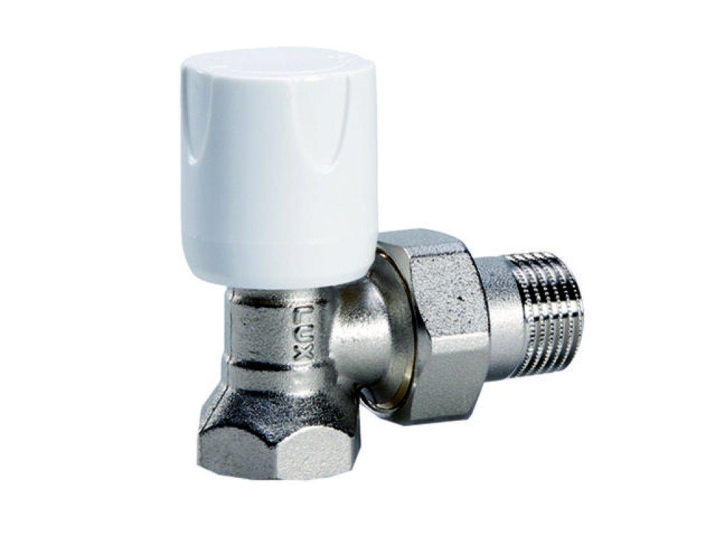 "Luxor RS102 ruční radiátorový ventil 1/2"" rohový 11022100"