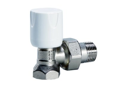"Luxor RS102 ruční radiátorový ventil 3/8"" rohový 11021700"