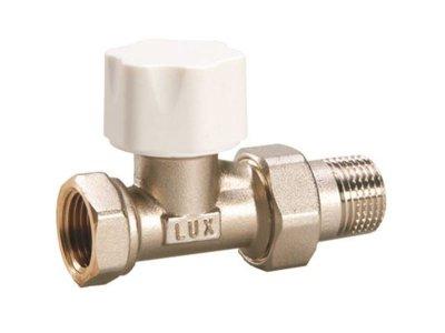 "Luxor RD201 termostatický ventil s přednastavením 1/2"" 12222100"