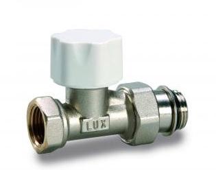 """Luxor RD205 termostatický ventil s O kroužkem 1/2"""" 12222103"""