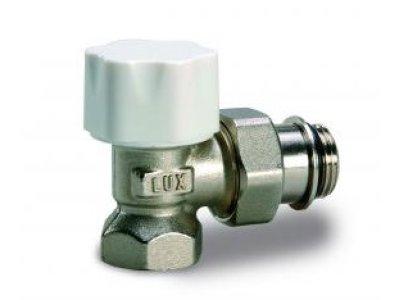 """Luxor RS206 termostatický ventil s O kroužkem 1/2"""" 12022103"""