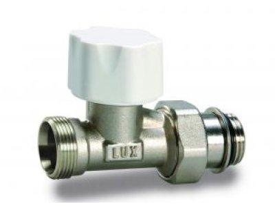 """Luxor RD208 termostatický ventil s O kroužkem 1/2"""" x 3/4"""" 12322703"""