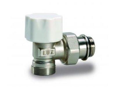 """Luxor RS209 termostatický ventil s O kroužkem 1/2"""" x 3/4"""" 12122703"""