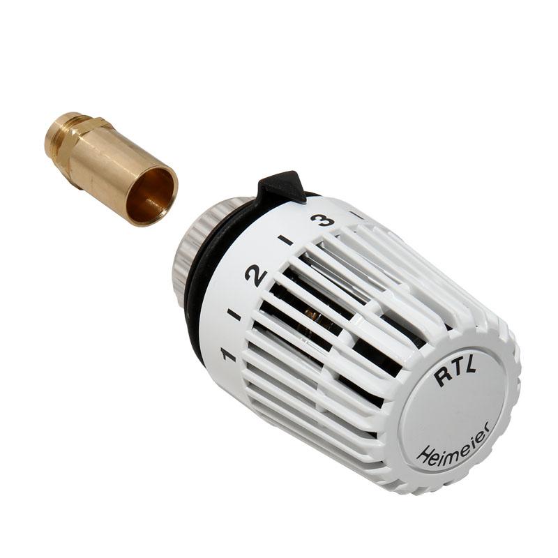 Heimeier termostatická hlavice pro RTL ventil 6500-00.500