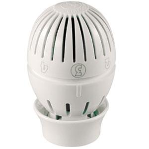 Giacomini termostatická hlavice clip clap R470X001