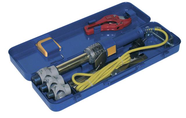 Dytron svářečka POLYS P-4a 850W MINI 20-32 mm (modré n.)