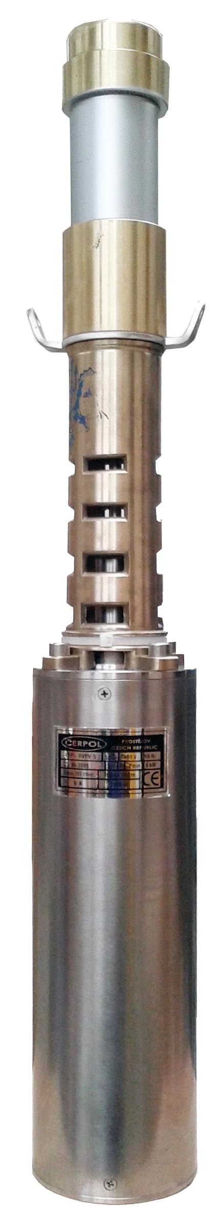 ČERPOL Olczak Čerpol OVP-V5 (400V) vřetenové čerpadlo ø 110mm - 25m kabel