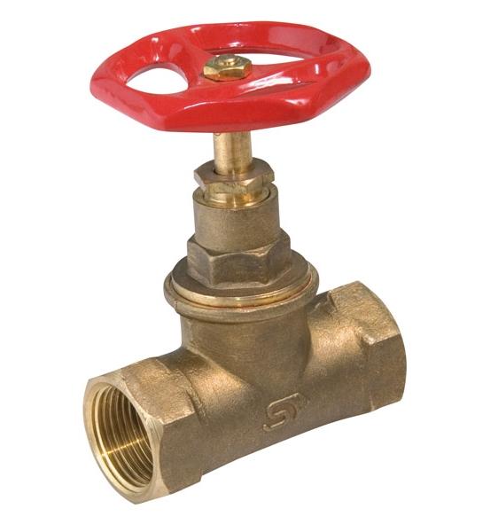 """SLOVARM uzavírací ventil (šoupě) 1/2"""" 411088"""