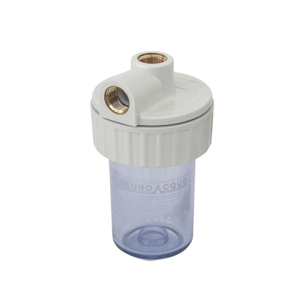 "Euroacque 1/2"" plastový filtr rohový MINI CFP00725"
