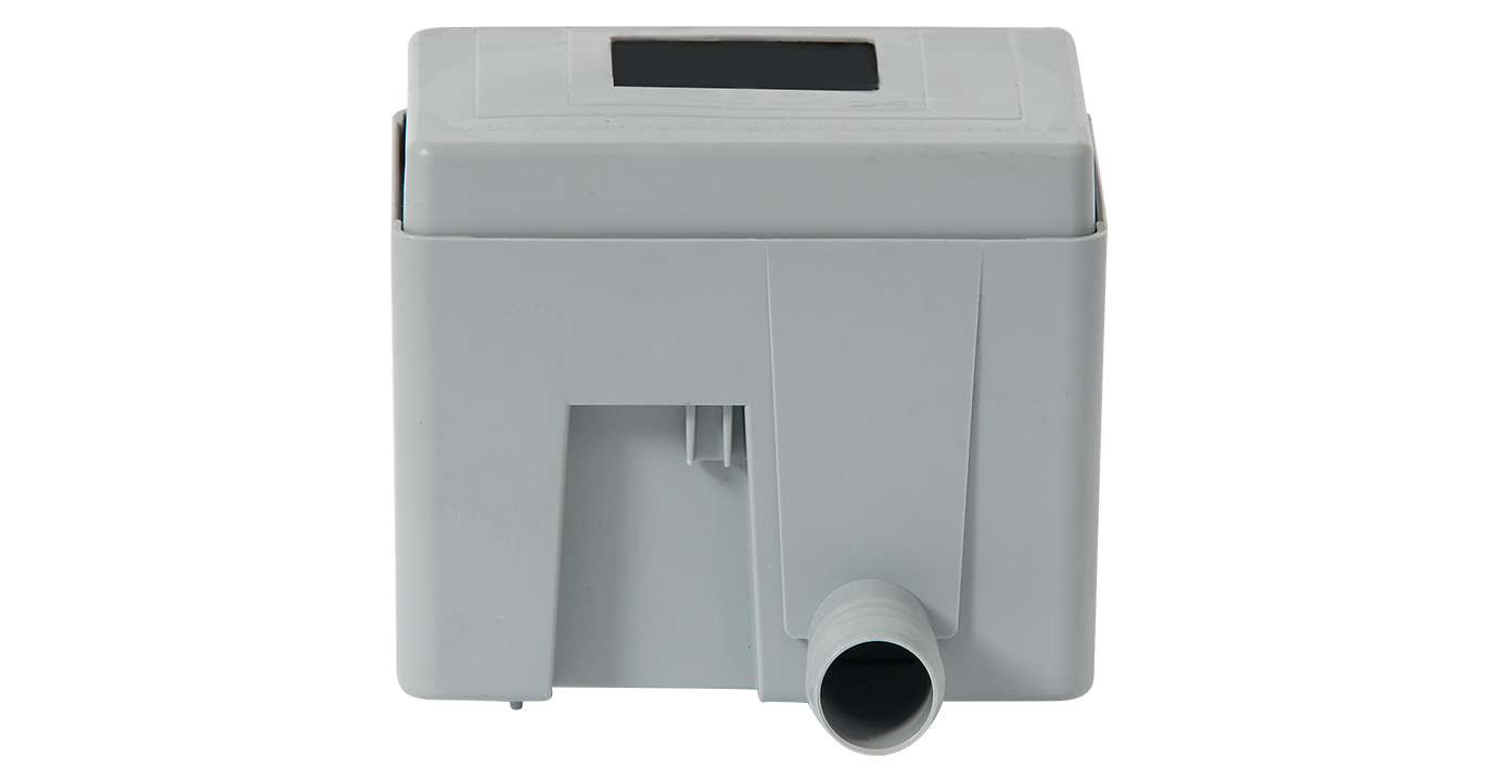 GRAF sběrač dešťové vody Quattro hranatý - šedý 503060