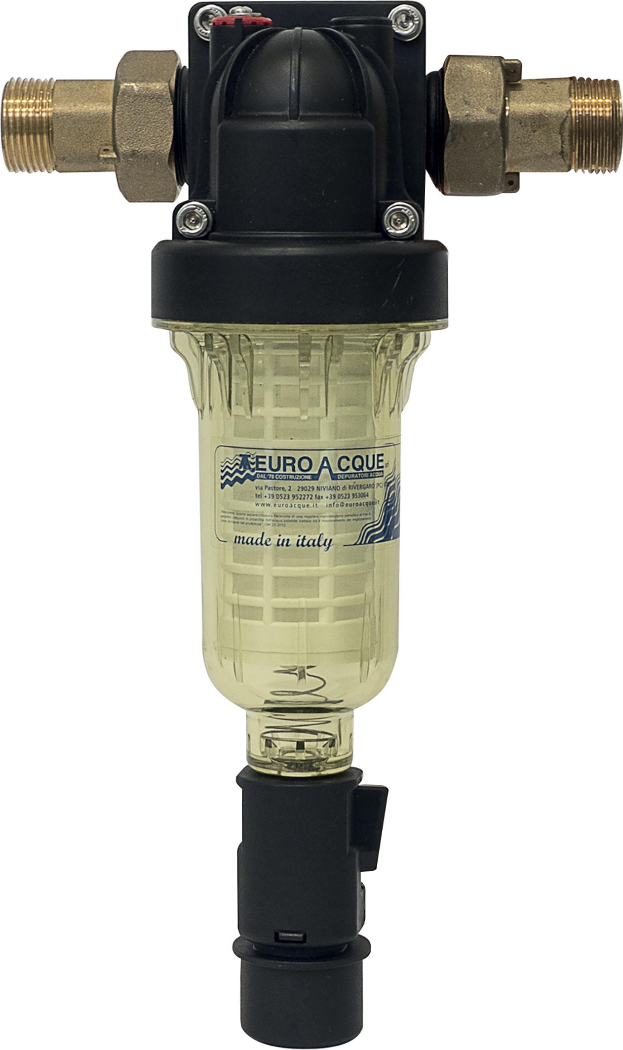 """Euroacque HF 1"""" samočistící cyklónový filtr HF000001"""