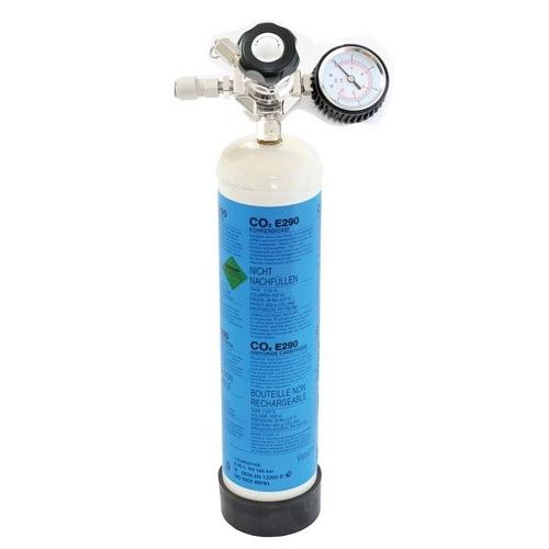 Euroacque nádoba s CO2 na jedno použití 600g NEV18008