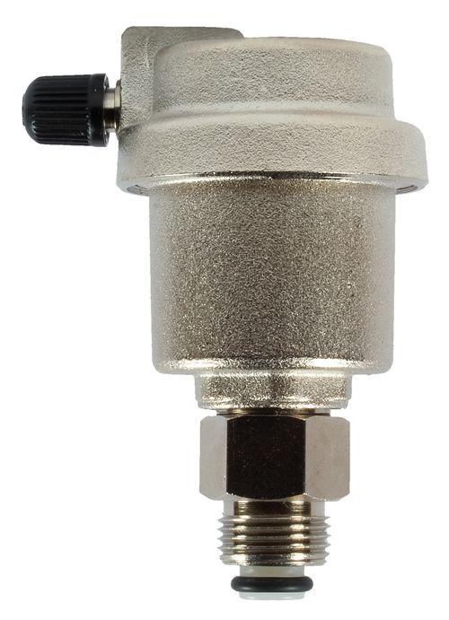 """FORNARA automatický odvzdušňovací ventil 3/8"""" zpětná klapka AOV-ZP"""