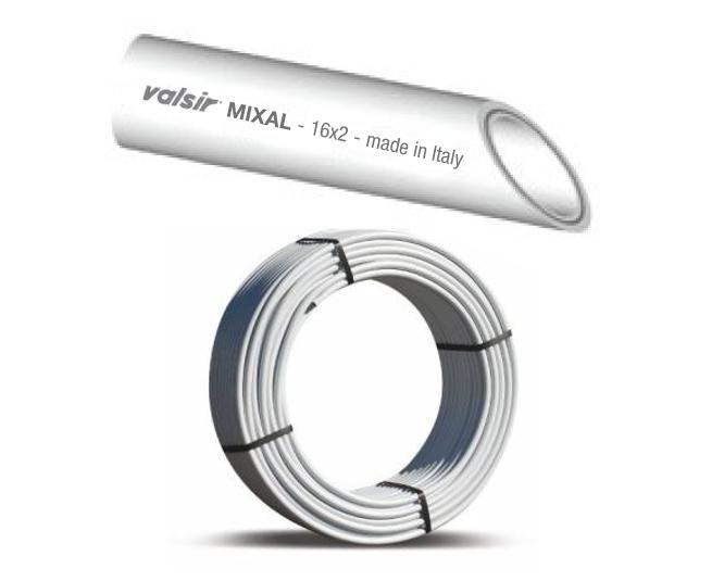 Valsir PEX-AL-PEX plastové potrubí 20x2 100 m 0100139