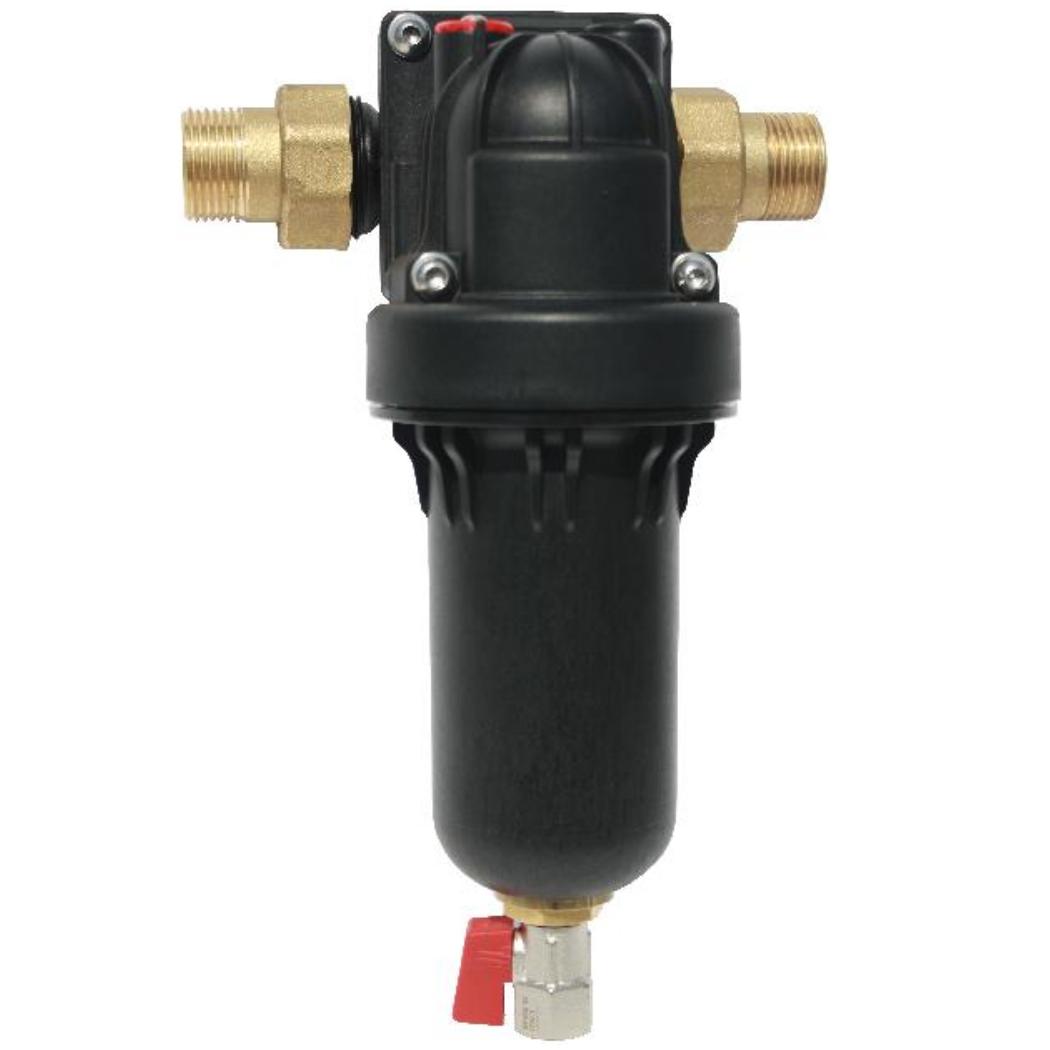 """Euroacque HX 1"""" samočistící cyklónový filtr na horkou vodu HX000001"""