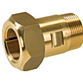 """Gebo Brass 310 MAS ⌀ 3/4"""" x 22 mm mosazná svěrná spojka pro měď 04.310.00.0222"""