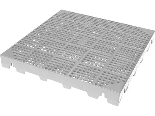 Geoplast Plastonella plastová dlaždice šedá FPLASGR4040