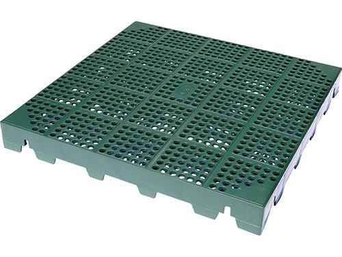 Geoplast Plastonella plastová dlaždice zelená FPLASVE4040