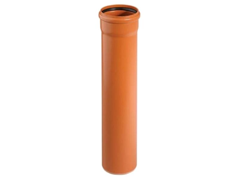Osma Trubka s hrdlem KGEM DN110 x 500 mm - hloubka uložení do 4 m