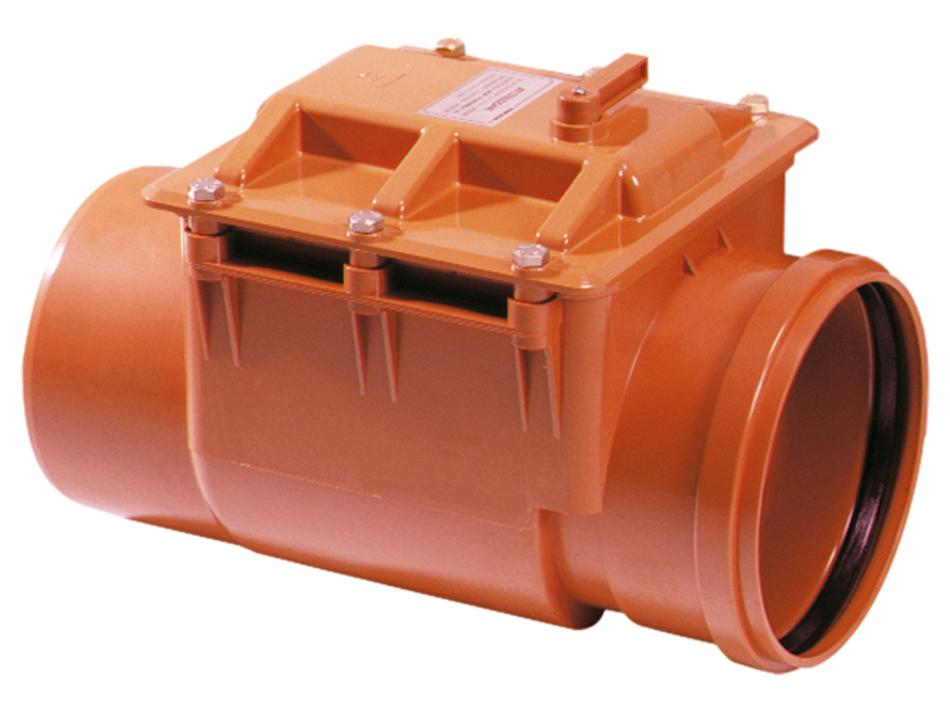 REDI kanalizační zpětná klapka CLASSICA DN 110 1555551