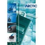 VIR ARCTIC mrazuvzdorný kulový kohout zahradní F2180N páčka