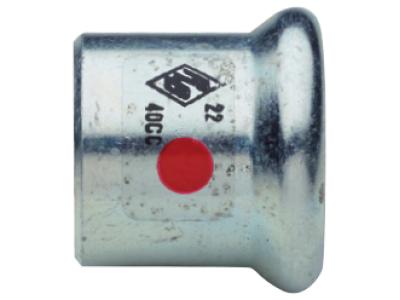 RB TURBO STEEL víčko lisovací uhlíková ocel